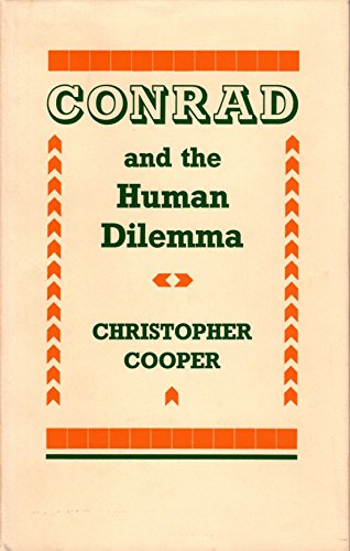 9780389039570: Conrad and the human dilemma