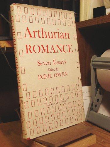 Arthurian Romance: Seven Essays: Owen, D.D.R. (Editor),