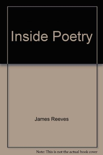 Inside Poetry (038904024X) by James Reeves; Martin Seymour-Smith