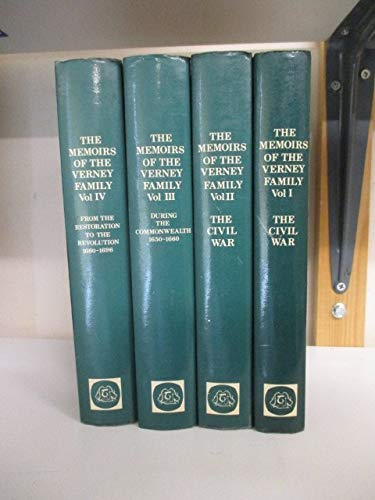 Memoirs of the Verney family: Verney, Frances Parthenope