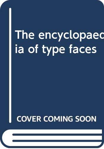 The encyclopaedia of type faces: Jaspert, W. Pincus