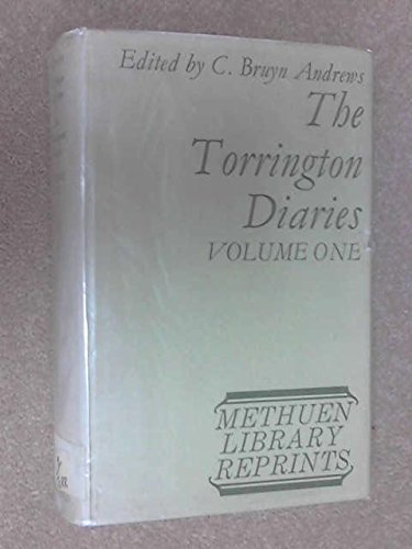 The Torrington Diaries, Containing the Tours through: John Byng, 5th