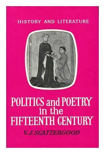 9780389045892: Politics and Poetry in the Fifteenth Century (1399 - 1485)