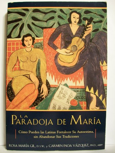 La Paradoja De María (Spanish Edition): Rosa Mar�a Gil, Carmen Inoa V�zquez