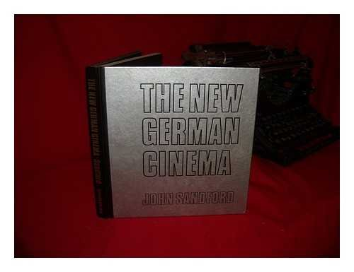 The New German Cinema (0389200158) by Sandford, John
