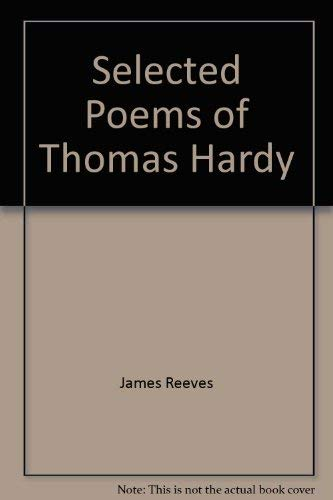 9780389200802: Selected Poems of Thomas Hardy