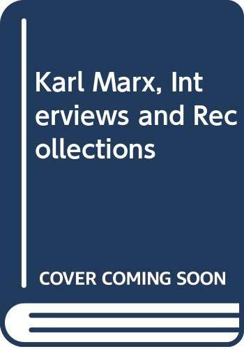 Karl Marx: McLellan, David
