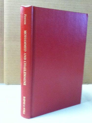 Mohammed and Charlemagne (ISBN: 0389201340): Pirenne, Henri