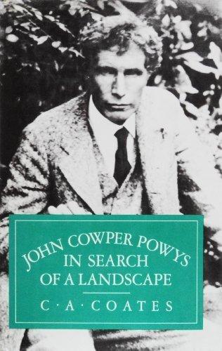 9780389201915: John Cowper Powys In Search Of A Landscape