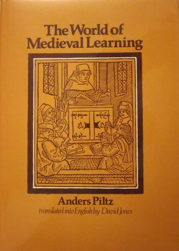 9780389202066: The World of Medieval Learning