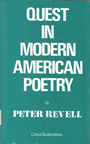 Quest in Modern American Poetry: Revell, Peter