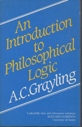 9780389203001: An introduction to philosophical logic