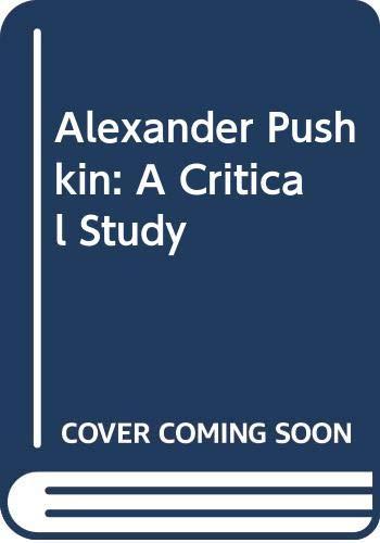 9780389203407: Alexander Pushkin