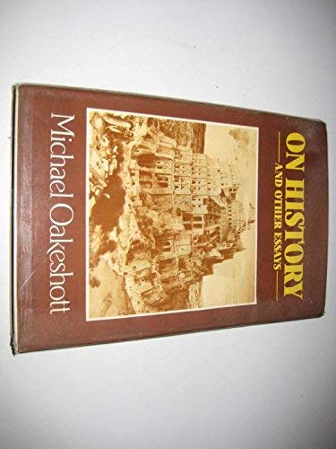 9780389203551: On History and Other Essays