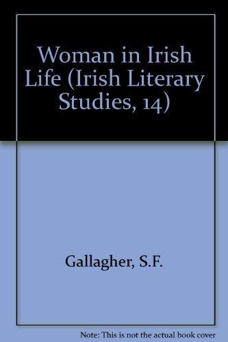 9780389203612: Woman in Irish Legend, Life and Literature (Irish Literary Studies, 14)