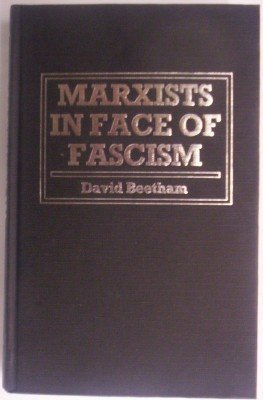 9780389204855: MARXISTS IN FACE OF FASCISM: Writings by Marxists on Fascism From the Inter-war Period (English and Multilingual Edition)