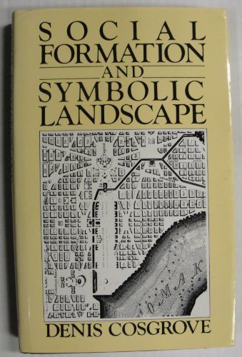 9780389205401: Social Formation and Symbolic Landscape