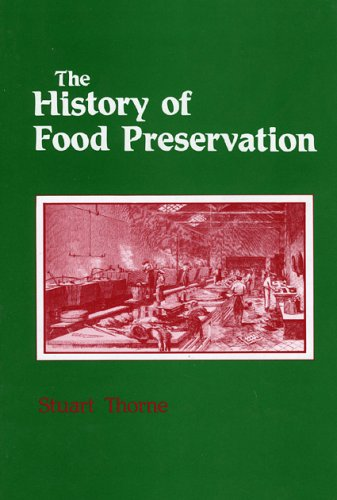 9780389206392: The History of Food Preservation