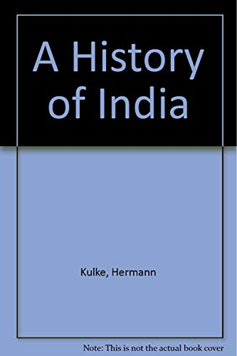 9780389206705: A History of India