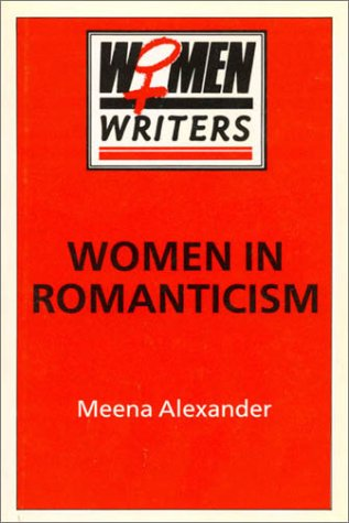 9780389208846: Women in Romanticism: Mary Wollstonecraft, Dorothy Wordsworth, and Mary Shelley