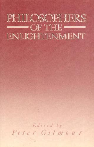 9780389209102: Philosophers of the Enlightenment