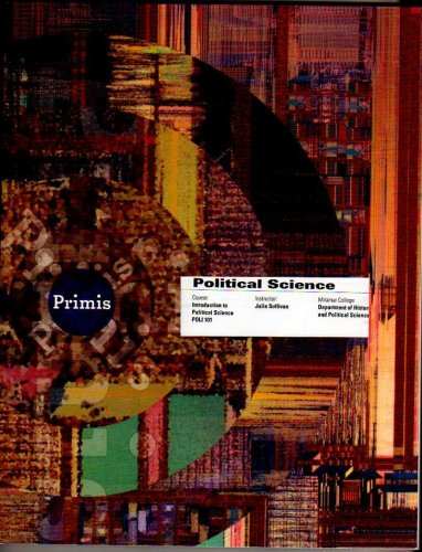 Introduction to Political Science: Poli 101 -: W. Phillips Shively