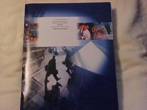 9780390251343: Consumer Behavior Custom Edition for UCF 9th Edition MAR 3503