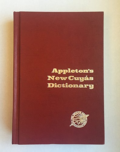9780390252227: Appleton's New Cuyas English-Spanish and Spanish-English Dictionary (English ...