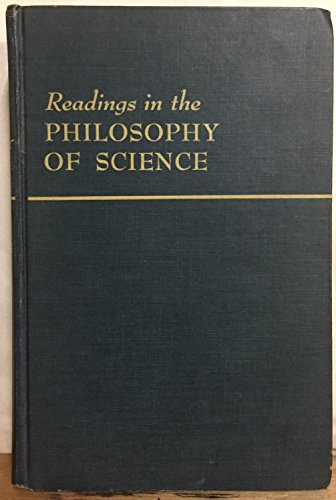 9780390304889: Readings in the Philosophy of Science
