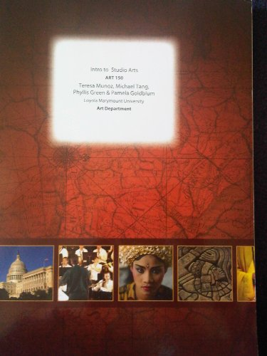 9780390326676: Intro to Studio Arts (Custom for Loyola Marymount University ART 150)