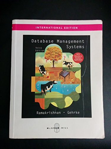 9780390329592: Database Management Systems