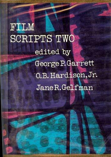 9780390349460: Film Scripts Two