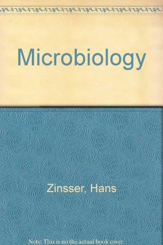 Microbiology: Hans Zinsser; Philip