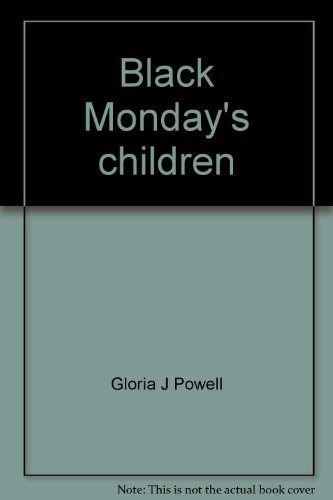 Black Monday's children;: A study of the effects of school desegregation on self-concepts of ...