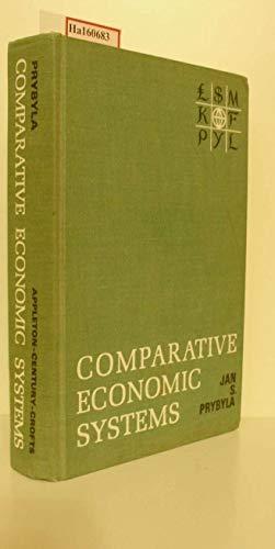 Comparative economic systems: Prybyla, Jan S