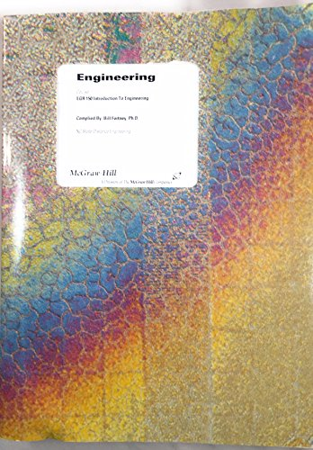 9780390756770: EGR 150 Introduction to Engineering