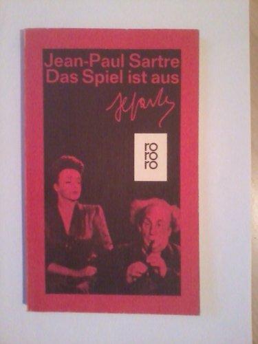 Les Jeux Sont Faits: Sartre, Jean-Paul, &