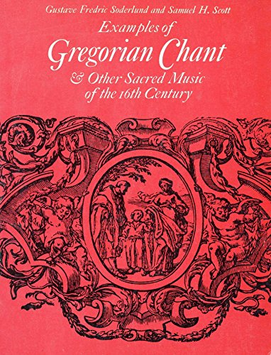 Examples Of Gregorian Chant And Other Sacred