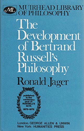 9780391001763: The development of Bertrand Russell's philosophy (Muirhead library of philosophy)