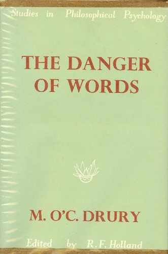 9780391002777: The Danger of Words