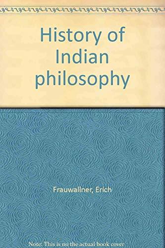 History of Indian philosophy: Erich Frauwallner