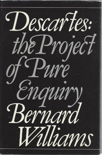 9780391005631: Descartes: The Project of Pure Enquiry