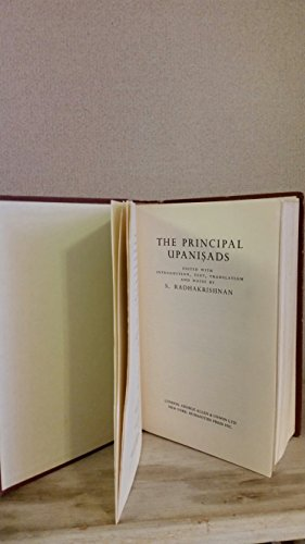 9780391005716: The Principal Upanisads