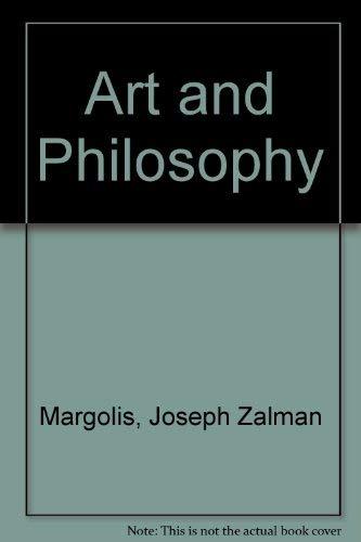 Art and Philosophy (Eclipse books): Margolis, Joseph Zalman