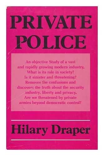 9780391008526: Private police
