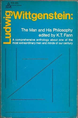 9780391008656: Ludwig Wittgenstein: The Man and His Philosophy