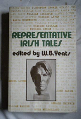 9780391009882: Representative Irish Tales [Paperback] by Yeats, W. B.