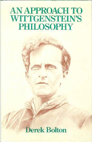 9780391010369: An approach to Wittgenstein's philosophy