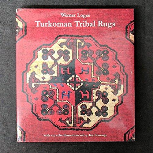 9780391017368: Turkoman tribal rugs