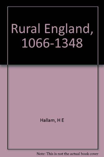 9780391023031: Rural England, 1066-1348